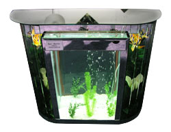 Genial All Of Our Wall Mirrors, Cascading Water Fountains, And Glass Tables Look  Their Best With Permanent Botanical Floralu0027s. However, They Are Not  Included.